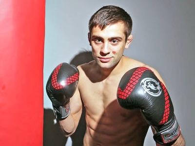 Matt DiMarcantonio: 'I'm a very hungry, vicious fighter'