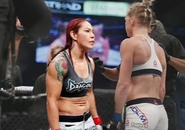 Cris Cyborg Targeting Fight With Holly Holm At UFC 219