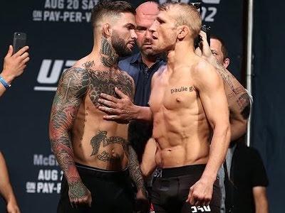 Garbrandt & Dillashaw Set to Clash at UFC 217