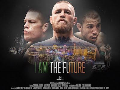 Watch the Conor McGregor movie 'I am the Future' (full movie)