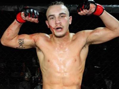 Meet Hot Unbeaten Bantamweight Prospect Trent 'Niñoloco' Girdham