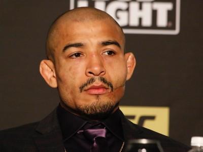 Jose Aldo can't stop hating on McGregor