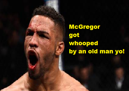 Kevin Lee can't keep mouth shut about Conor McGregor