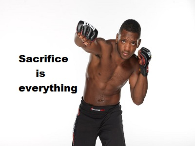 Will Brooks used to sleep in his car and sacrificed a lot for MMA