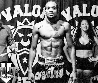 10 questions with Valor Fights 46 headliner Edward Massey