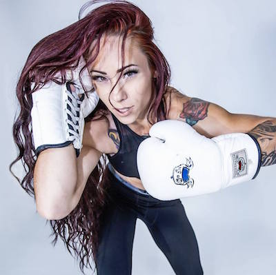 Jennifer Clausius: Women's MMA superstar in the making