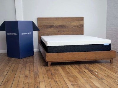 Bear Mattress for Muscle Recovery