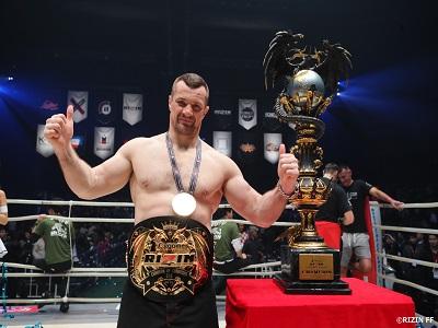 Rizin: Mirko vs. Kohsaka shaping up nicely