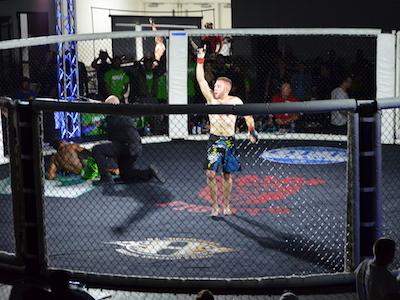 Kilburn and Williams deliver big at Valor Fights 46 in Nashville
