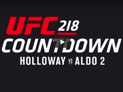 Countdown to UFC 218 – full episode